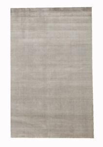 "5X8 Silk Modern Handmade Area Rug Contemporary Carpet (5' x 7'10"")"