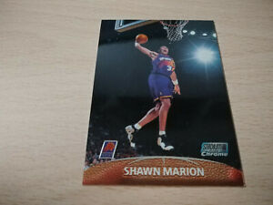 1999-00 Topps Stadium Club Chrome - [Base] #140 - Shawn Marion - RC