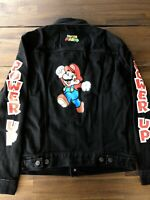 Levis ® x Super Mario Vintage Fit Trucker Jacket Nintendo M