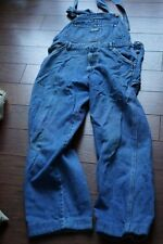 Paco Jeans Denim Bib Overalls Medium? Large? L41 I29 W16.5