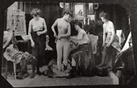 Ladies Of The House Of Ill Repute 14  tintype C1458RP