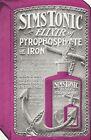 c.1923 Sims' Tonic Brochure-Elixir Of Phosphate Of Iron-Quack Medicine
