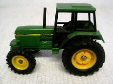 ERTL John Deere 3140 Wide End Tractor with Cab 1:32 Scale-Hong Kong!