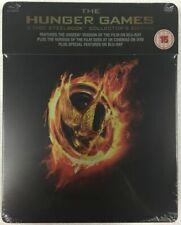 The Hunger Games (2012) - Limited Collector's Steelbook 3-Disc Blu-Ray/DVD