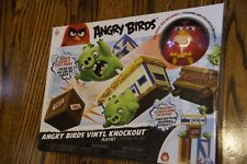 Angry Birds Vinyl Knockout Playset - Brand New