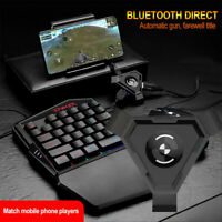 For PUBG Mobile Bluetooth Adapter Gaming Keyboard and Mouse Converter Portable