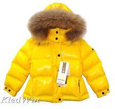 EDDIE PEN donsjas jas geel, mt.2 jaar, NIEUW!!!