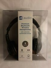iHome Premo Over Ear Bluetooth Wireless Headphones Rechargeable w/Microphone NEW