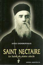 SAINT NECTAIRE - LE SAINT DE NOTRE SIECLE - SOTOS CHONDROPOULOS