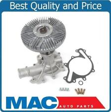 For 1997-2008 Ford F150 4.2L V6 100% New Tested Water Pump & Fan Clutch
