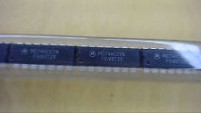 MOTOROLA MC74HC27N 14-Pin Dip 3-Input NOR IC New Lot Quantity-10