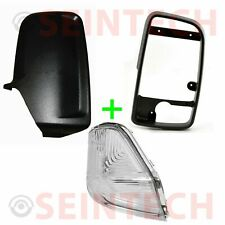 Vw Crafter Door Wing Mirror Inner Frame/Back Cover Casing/Indicator O/S