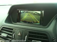 Mercedes E Class Rear View Camera with Guide Lines