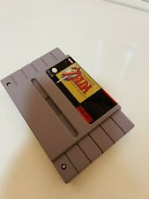 New listing The Legend of Zelda A Link to the Past Super Nintendo SNES Tested & Authentic!