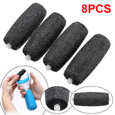 8 set Extra Coarse Replacement Refill For Amope Pedi Perfect Wet Dry Roller Head