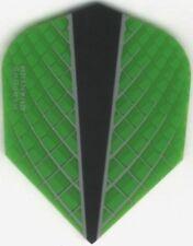 Green Harrows QUANTUM-X Dart Flights: 3 per set