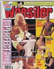 The Wrestler Curt Hennig Buddy Rogers Dan Spivey November 1992 062419nonr