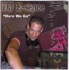 DJ E-sence - Here We Go [CD Promo]