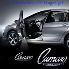 Camaro Logo Ghost Shadow Car Door LED Projector Lights for Chevrolet Camaro