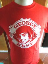 GEORGE BEST Manchester Utd Red Devils Belfast football calcio ultras T-SHIRT