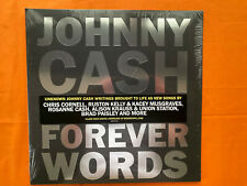 Various – Johnny Cash: Forever Words .. Vinyl Double LP Album New & Sealed