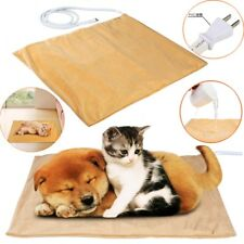 Waterproof Pet Heated Warmer Bed Pad Puppy Dog Cat Bed Mat Electric Heater Mat