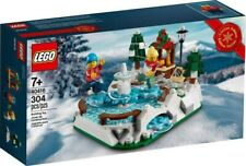 LEGO Ice Skating Rink (40416) Limited Edition - BRAND NEW SEALED