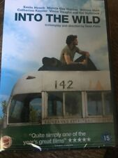 Into the Wild (DVD Region 2) Import FAST SHIPPING