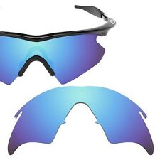 Fit&See Polarized Blue Replacement Lenses for Oakley M Frame Heater