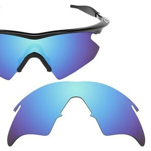 Polarized Blue Replacement Lenses for Oakley M Frame Heater