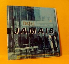 Cardsleeve Single CD DEFI-J Jamais 3TR 1996 hip hop french