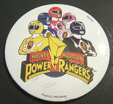 1994 SABAN OTC MIGHTY MORPHIN POWER RANGERS BUTTON