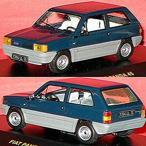 Fiat Panda 45 1980-2003 Blue 1:43 Ixo CLC069