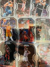 Buy More Get 10% Off - 2020-21 NBA Panini Prizm Common Base Cards Collections