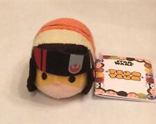 BNWT Disney Parks Star Wars Mini Tsum Tsum Poe Dameron 3 1/2'' plush