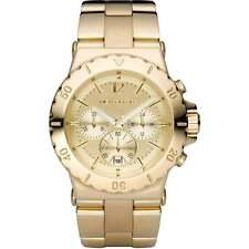 Michael Kors MK5313 DYLAN Gold Tone Donna Cronografo-UK Venditore