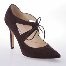 L.K. Bennett Suede Stiletto Court Heels for Women