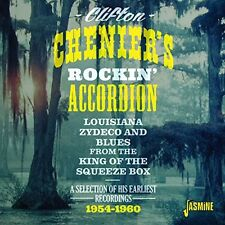 Clifton Chenier - Clifton Cheniers Rockin Accordion [New CD] UK - Import