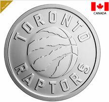 2020 Canada Toronto raptors 25th season oversized quarter: mint sealed in stock