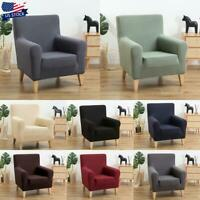 Sofa Shield Single Armchair Slipcover Stretch Chair Cover Furniture Protector US