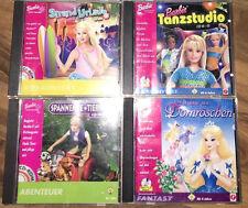 Barbie PC Sammlung Dornröschen Tierwelt Tanzstudio Strandurlaub VIEL