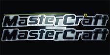 "MasterCraft boat Emblem 80"" + FREE FAST delivery DHL express"
