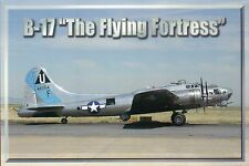 """B-17 """" The Flying Fortress """", Us Army Airplane, Transportation, Plane - Postcard"""