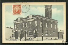 Trois Rivières Police Office QC Quebec Canada stamp 1929