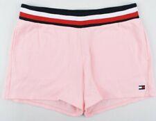 Tommy Hilfiger Damen Sweatshorts, pink, Größe M/UK 12-14