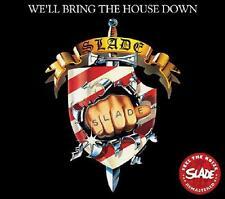 Slade(CD Album)We'll Bring The House Down-Salvo-SALVOCD007-UK-2007-New