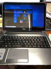 "14"" Dell Inspiron 14R 5437 Touch Screen 1.60GHz i5-4200U 8GB 500HDD Win10H MINT"
