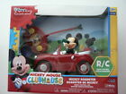 Disney Mickey Mouse Clubhouse Red Roadster RC Racer Radio Control Car New age 3+