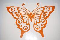 Bumper Vinyl Sticker car Motorbike decal window art outdoor wildlife Butterfly