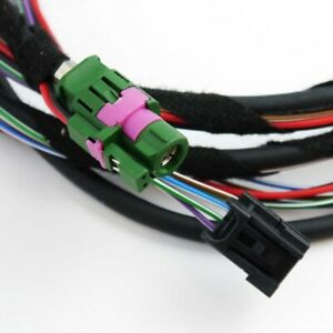 Mdi USB Ami Media En Connexion Câble Fil Harnais Pour VW Golf 7 MK7
